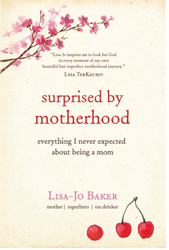 Surprised by Motherhood cover