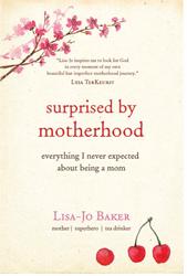 Surprised by Motherhood cover