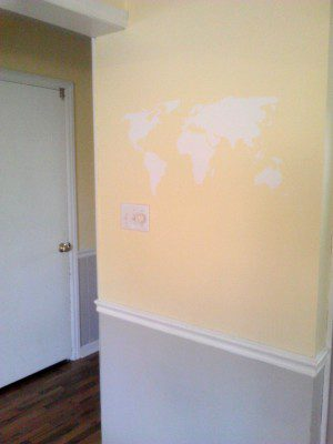 Map decal
