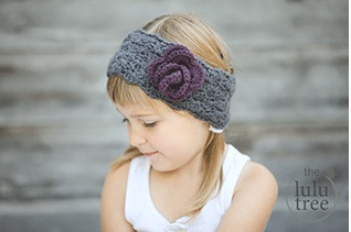 Crocheted Headwarmer