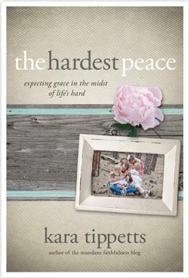 Hardest Peace cover