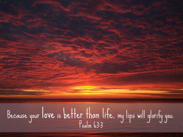 Psalm 63.3