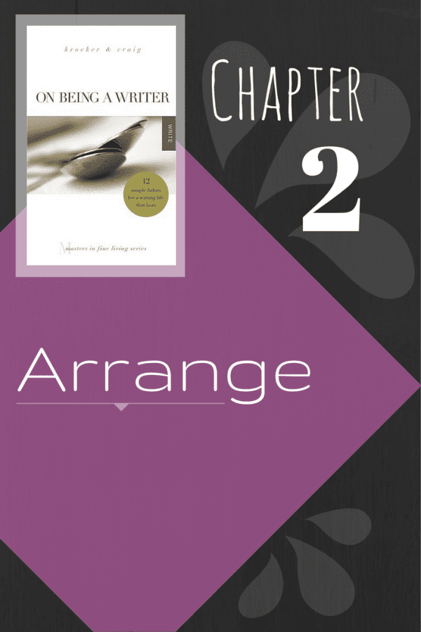 Chapter 2 :: Arrange