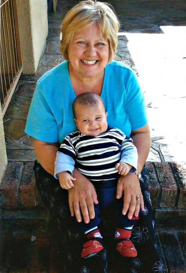 Favorite Mom picture-edited