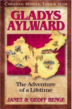 Gladys Aylward cover 1