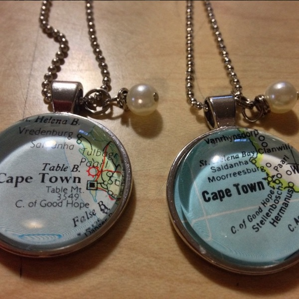 KraftyKash Cape Town necklaces