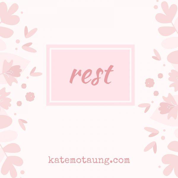 Rest - FMF