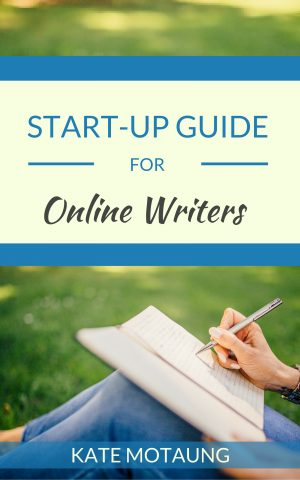 Start-Up Guide for Online Writers E-Course