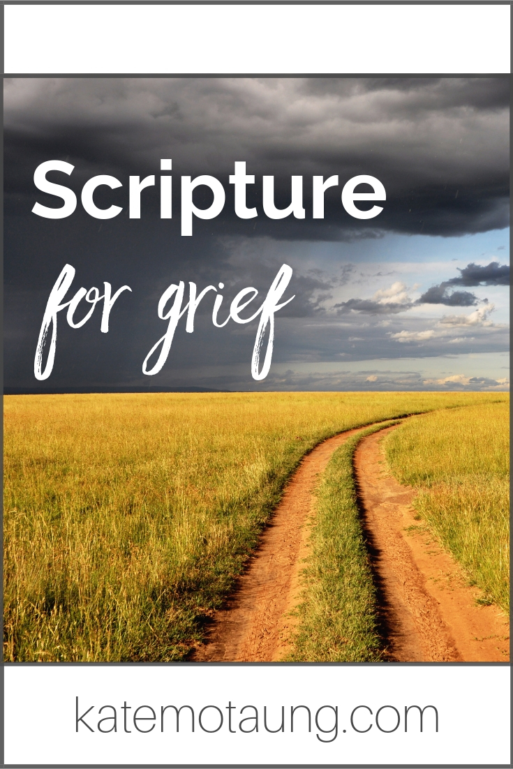 Scripture for grief
