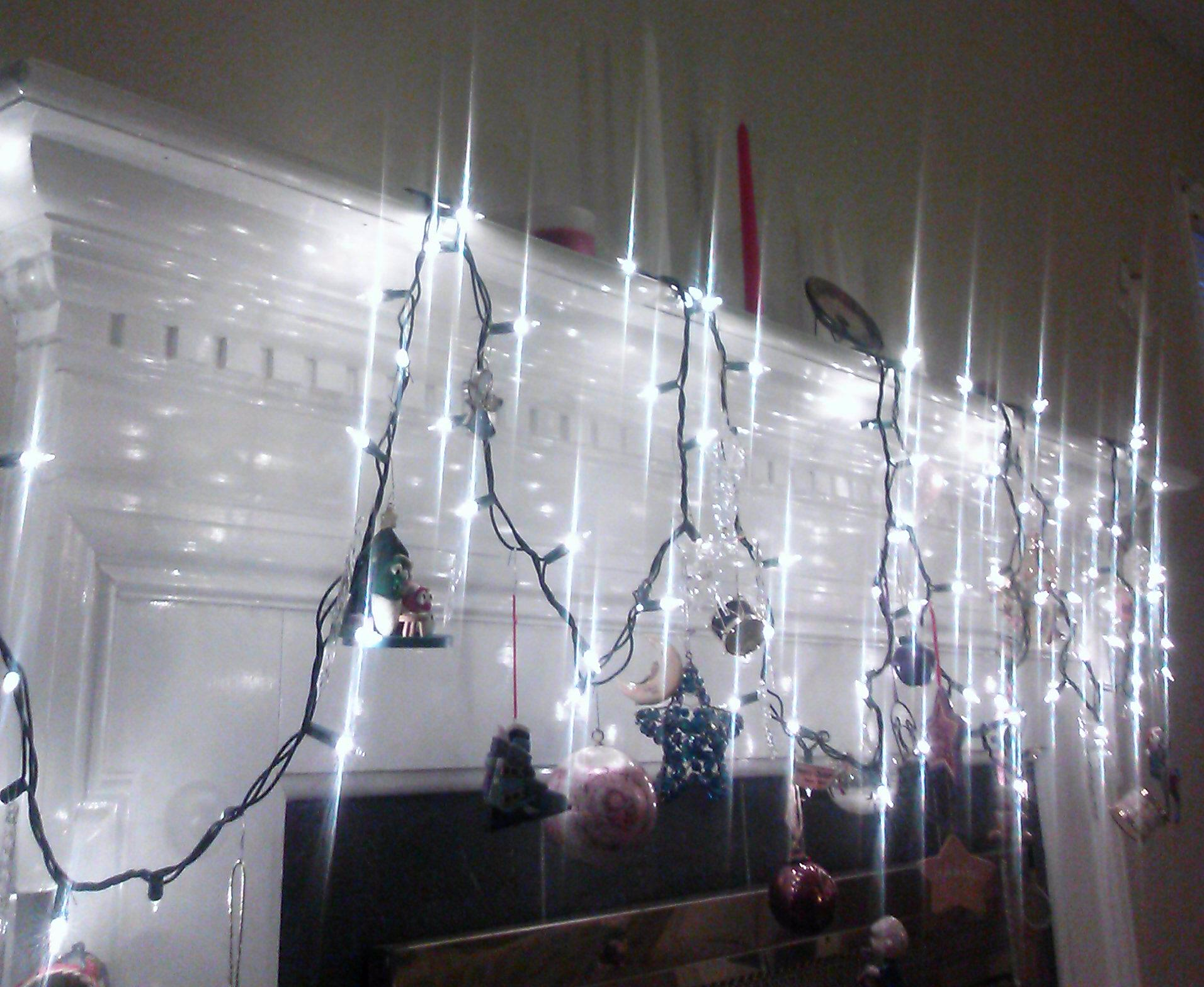 Mantle lights