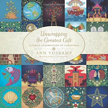 Unwrapping Greatest Gift cover