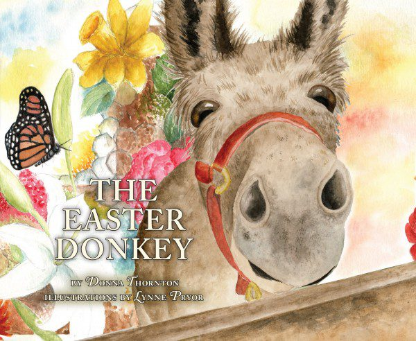 Easter Donkey cover