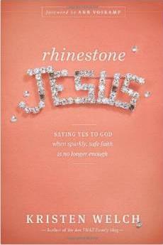Rhinestone Jesus cover