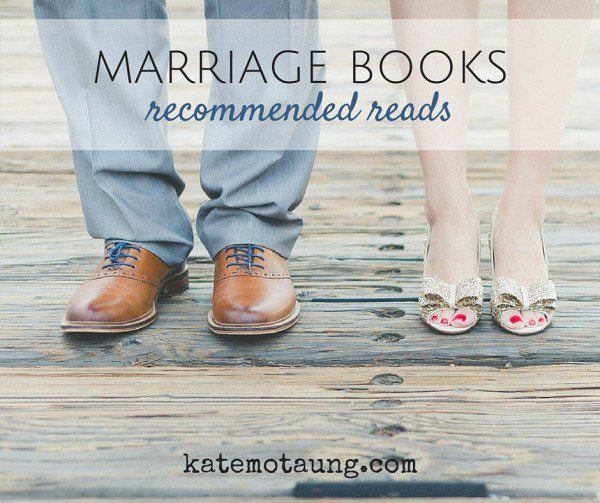 marriage books