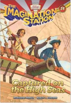 Captured on the High Seas - Cover