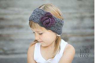 Crocheted Headwarmer