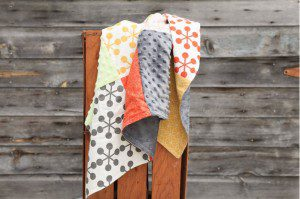 Starry Quilt - Available at The Lulu Tree boutique