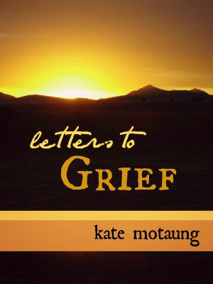 Letters to Grief - Final cover