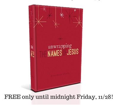 Unwrapping names of Jesus - Asheritah