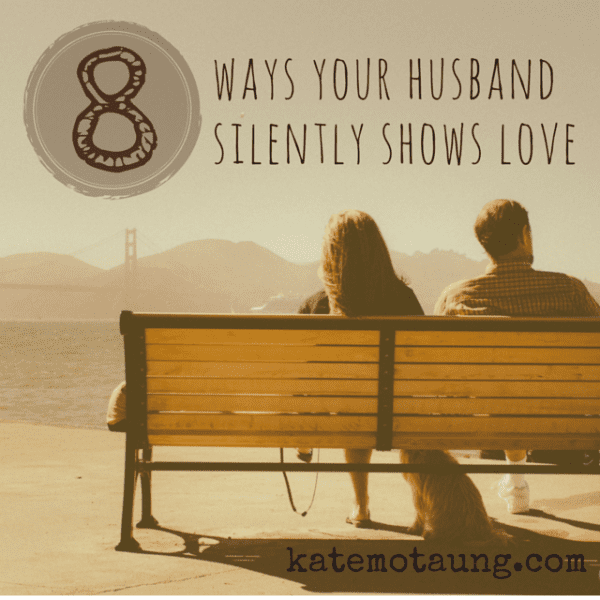 ways your husband silently shows love(1)