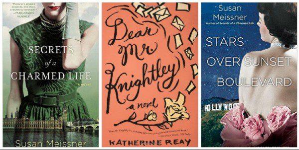 Three fiction titles