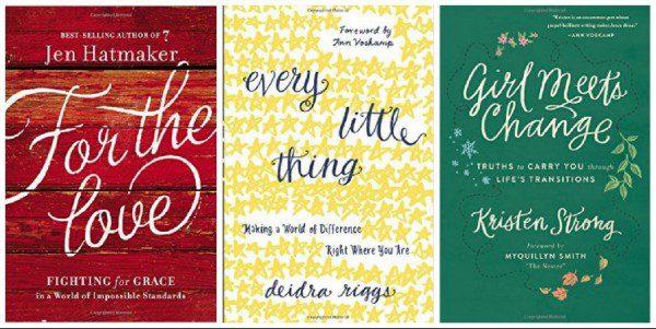 Three more nonfiction titles
