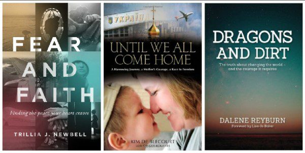 Three nonfiction covers 2