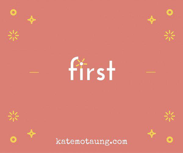 FMF :: First