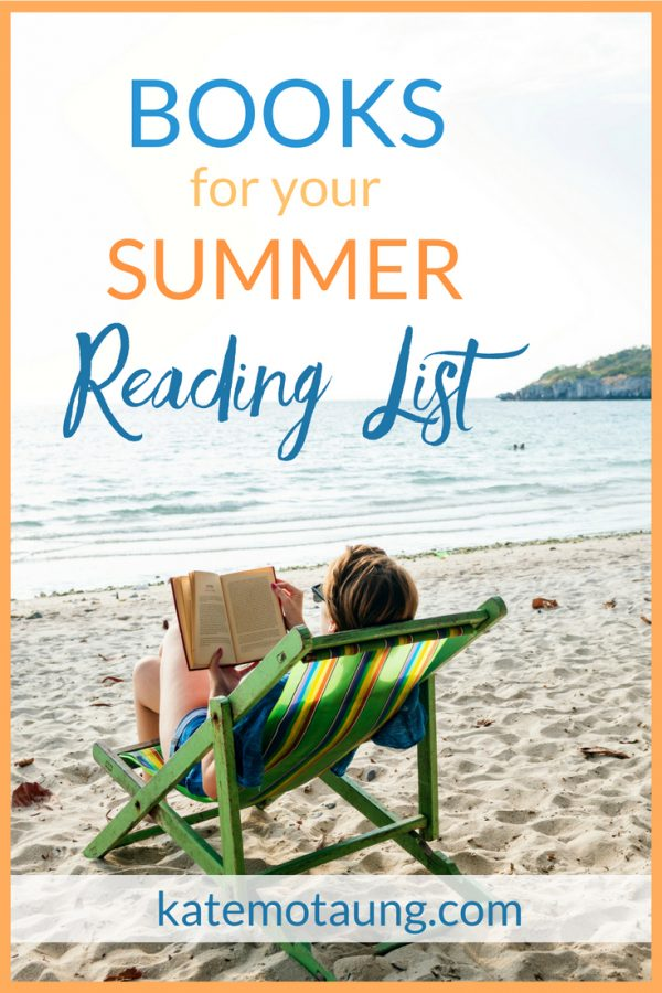 Book Recommendations for Your Summer Reading List